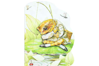 Jeremy Fisher - By Beatrix Potter