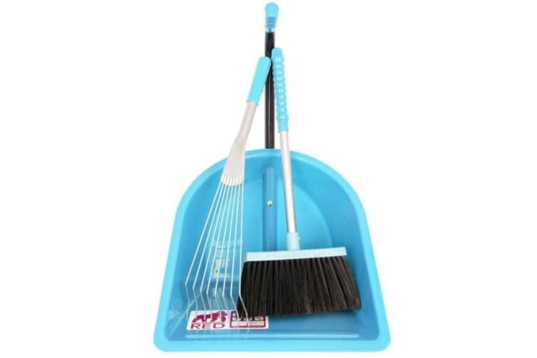Red Gorilla Teenie Tidee Cleaning Set (Sky Blue) (One Size)