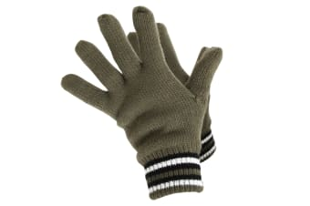 ProClimate Mens Thinsulate Gloves (Green)