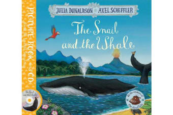 The Snail and the Whale - Book and CD Pack