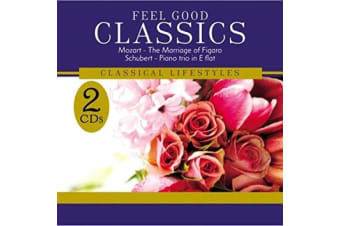 Feel Good Classics BRAND NEW SEALED MUSIC ALBUM CD - AU STOCK