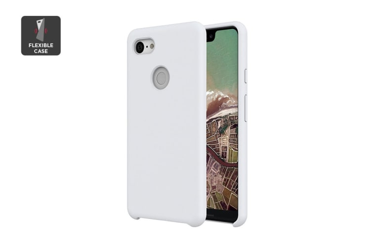 Google Pixel 3 XL Silicone Case - Clearly White