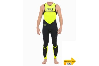 JetPilot RX Race John - Yellow/Black - X-Large