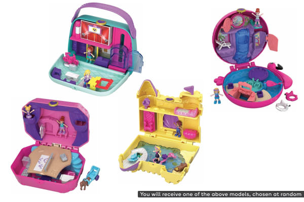 Polly Pocket Big Pocket World Playset (Assorted)