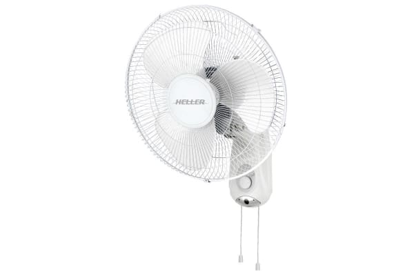 Heller 40cm Wall Fan with Pull Cord (HWAL40P)