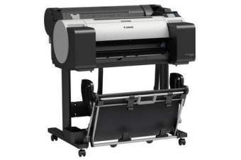 """Canon IPFTM-200 24"""" 5 COLOUR GRAPHICS LARGE FORMAT PRINTER WITH STAND"""