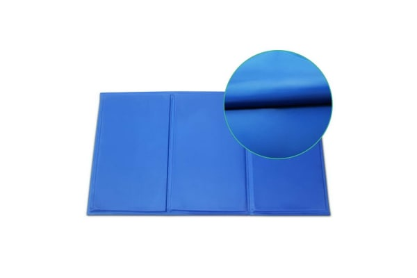Non Toxic Pet Cooling Mat Extra Large