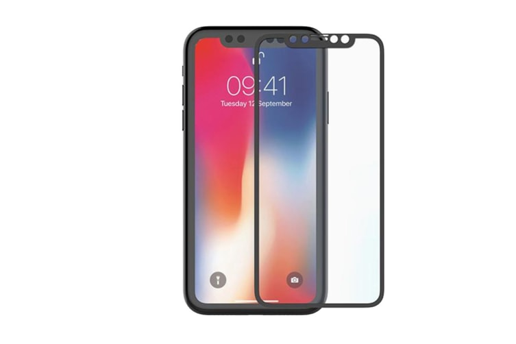 Cygnett RealCurve Edge to Edge 9H Double Tempered Glass for iPhone XR (CY2628CPTGL)