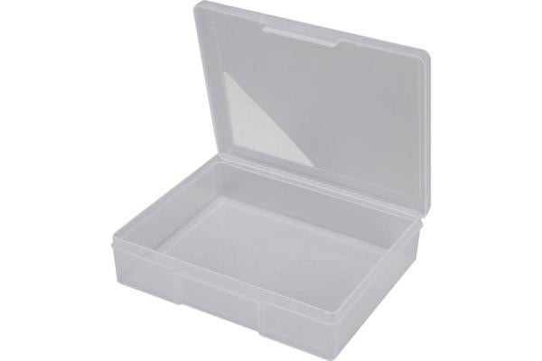 Fischer Plastic 1 Compartment Storage Box