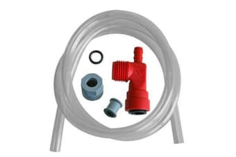 Truma Elbow Fitting 2 JGS With 10mm Straight Pipe (Multicoloured)