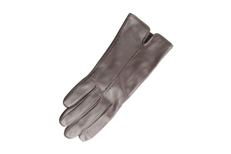 Eastern Counties Leather Womens/Ladies Tess Single Point Stitch Gloves (Taupe) (XL)