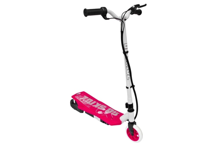 Go Skitz 1.0 Electric Scooter (White/Pink)