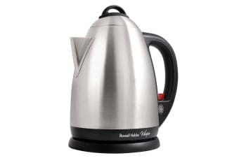 Russell Hobbs 1.7L Whisper Quiet Montana Kettle - Brushed (3090)