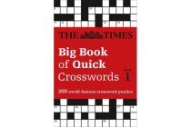 The Times Big Book of Quick Crosswords Book 1 - 300 World-Famous Crossword Puzzles