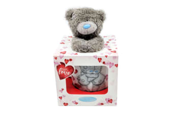 Me to You Valentines Mug 'n' Plush Gift Set