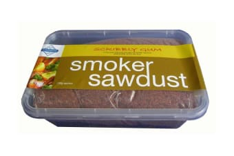 Australian Series Scribbly Gum Smoker Dust - 150gms - Enhances Red & White Meats