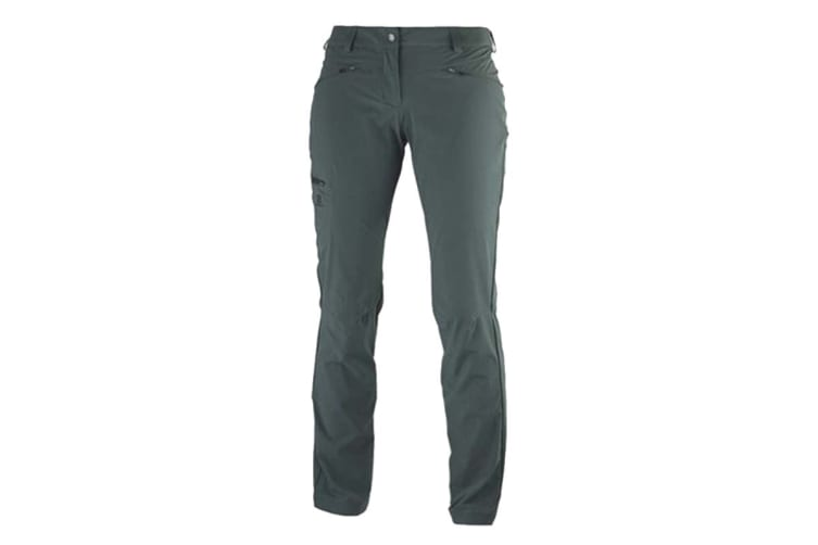 Salomon Wayfarer Utility Pants Women's (Urban Chic, Size 38R)