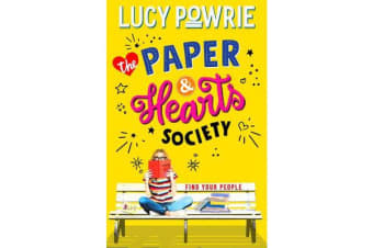 The Paper & Hearts Society : Book 1
