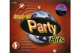 BEST OF PARTY HITS 2 DISC 36 TRACKS BRAND NEW SEALED MUSIC ALBUM CD - AU STOCK