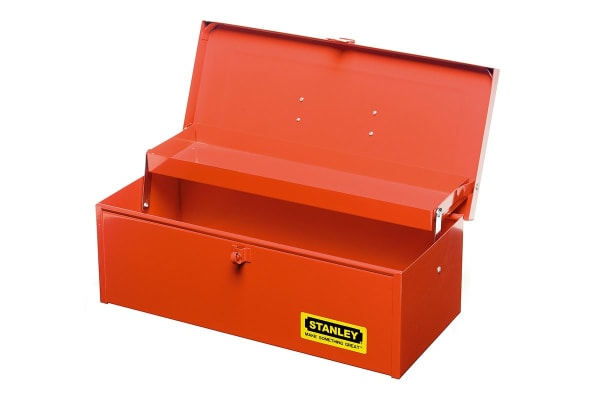 Stanley Single Compartment Cantilever Tool Box