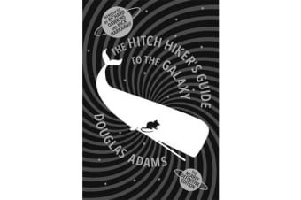 The Hitch Hiker's Guide To The Galaxy - A Trilogy in Five Parts