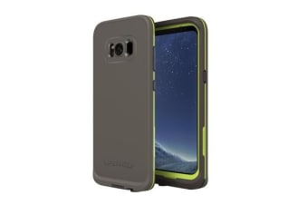 Lifeproof Fre Case for Samsung Galaxy S8 Plus - Second Wind Grey