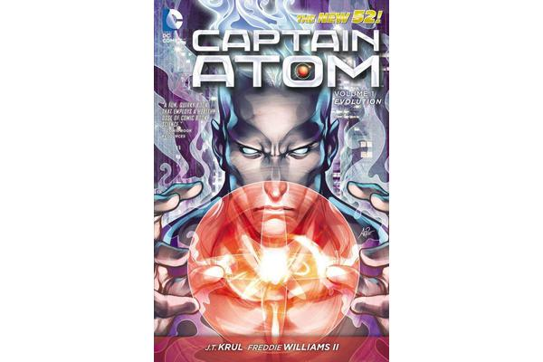 Captain Atom Vol. 1