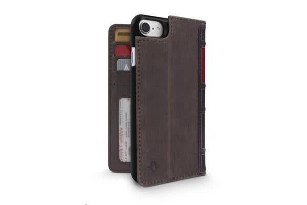 Twelve South BookBook Case for iPhone 7/6S Plus - Brown