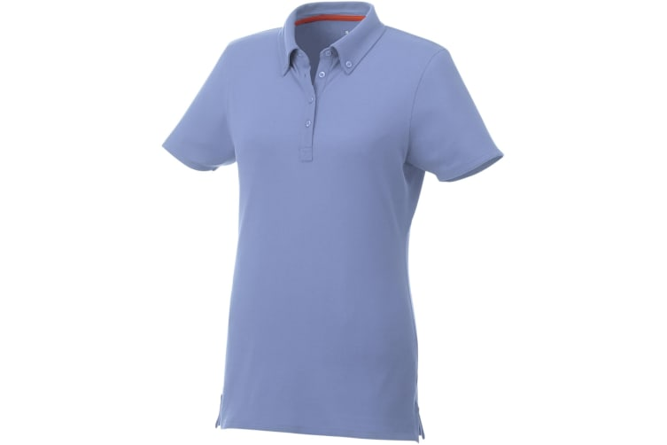 Elevate Womens/Ladies Atkinson Polo (Light Blue) (M)