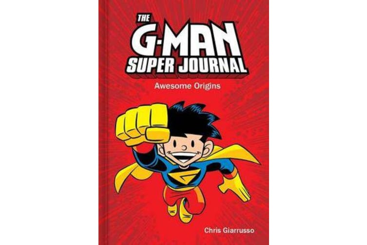 The G-Man Super Journal - Awesome Origins