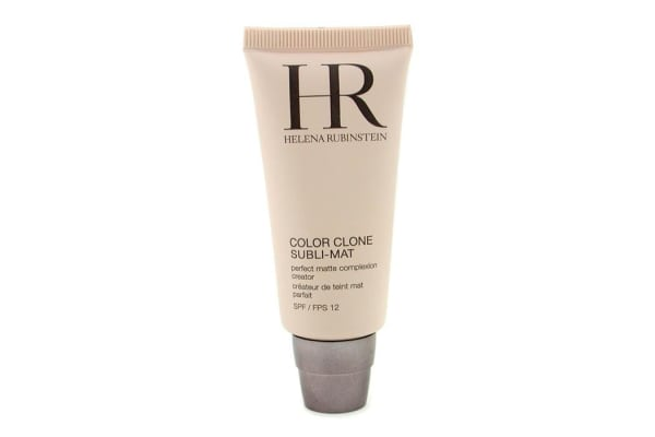 Helena Rubinstein Color Clone Subli Mat Perfect Matte Complexion Creator SPF 12 - #30 Gold Cognac (30ml/1.01oz)