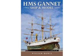HMS Gannet - Ship and Model
