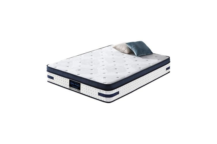 Latex Collection Pocket Spring Madison Mattress King
