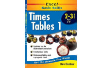 Excel Times Table 1 - Excel Maths, Years 2-3, Ages 7-9