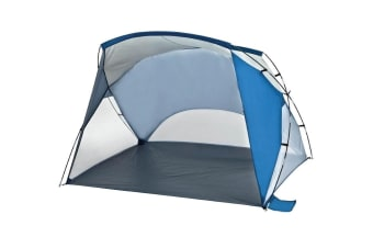 Oztrail Multi Shade 4 Sun Shelter-Portable Beach Shelter-Beach Dome