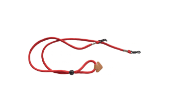 Trespass Lasoo Glasses/Eyewear Retainer Strap (Red) (One Size)