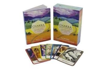 Chakra Wisdom Oracle Cards - The Complete Spiritual Toolkit for Transforming Your Life