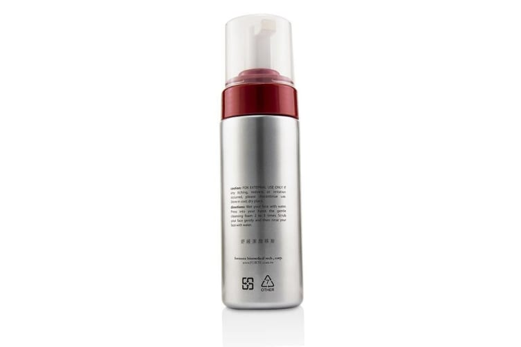 FORTE Soothing Facial Cleansing Mousse 160ml/5.37oz