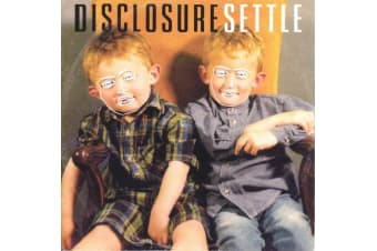 Settle by Disclosure (CD, Jun-2013, Cherrytree Records) NEW SEALED