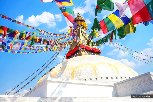 NEPAL: 13 Days Himalayan Highlights Tour for Two