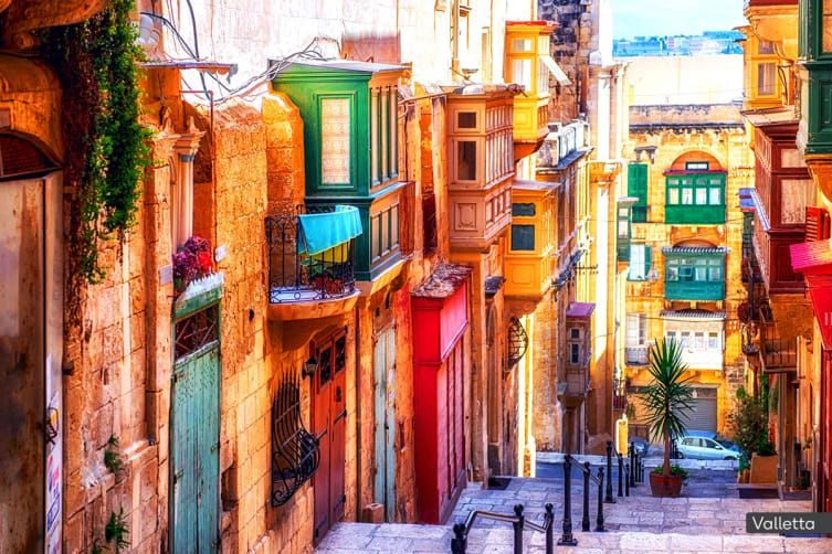 EUROPE: 18 Day Spain Tour and Mediterranean Cruise Including Flights for Two (Interior Cabin)