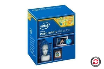Refurbished Intel Haswell Core i5-4460 3.2GHz 6MB LGA1150  (H81 - OLD