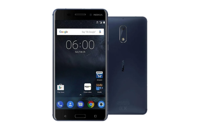 Nokia 6 TA-1021 (32GB, Blue)
