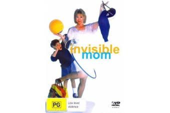 INVISIBLE MOM DEE WALLACE STONE BARRY LIVINGSTON -Family DVD NEW