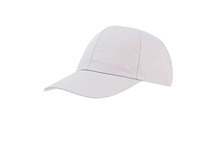 Atlantis Start 6 Panel Baseball Cap (Pack of 2) (White) (One Size)