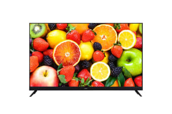 "Devanti Smart LED TV 65"" Inch 4K UHD HDR LCD Slim Thin LG Screen Netflix"