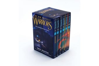 Warriors - The New Prophecy Box Set: Volumes 1 to 6
