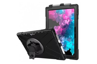 Armor-X (JLN Series) Ultra 3 Layers - Rugged  Case for Surface Pro 4/5/6/7   with Hand Strap and