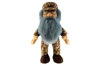 "Duck Dynasty 24"" Si Plush with Sound"
