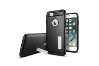 Spigen iPhone 8/ 7 Slim Armor Case Black